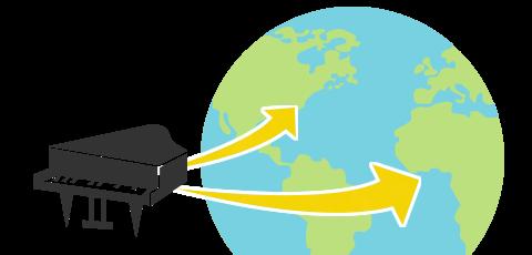 中国への輸出など、海外への販売ルートを持っていると買取査定価格も高いかも!?