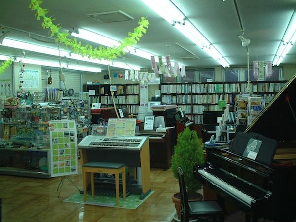 株式会社エルム楽器/釧路店