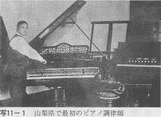 甲府中古ピアノセンター(内藤楽器株式会社)