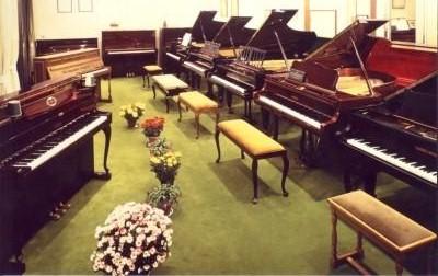 株式会社ウィスタリアピアノ