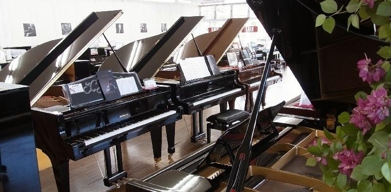 株式会社ピアノプラザ郡山店ピアノランド