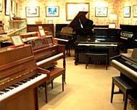 株式会社松田楽器ピアノギャラリー