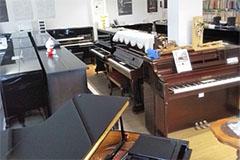 新潟中古楽器センター 新潟ショールーム