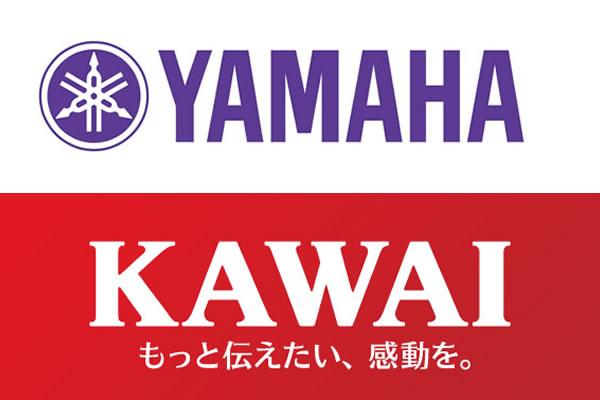 【ヤマハとカワイの関係・歴史】日本の二大ピアノメーカーは実は世界トップなんです!